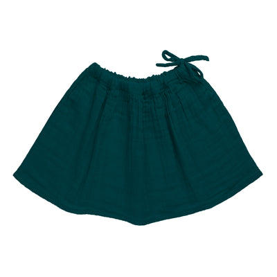 Numero 74 - Ava Midi Skirt - Teal Blue