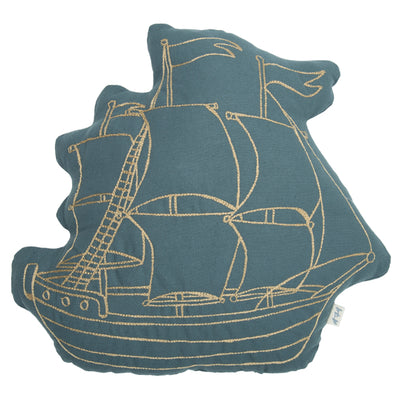 Numero 74 - Boat Cushion Ice Blue