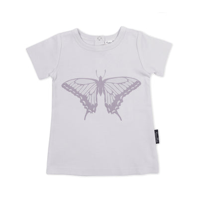 Butterfly Tee Aster and Oak