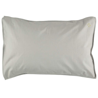 Pillowcase - Standard - Feather Grey - Camomile London