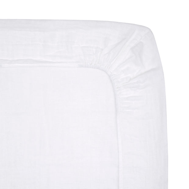 Numero 74 - Changing Pad Fitted Cover - White
