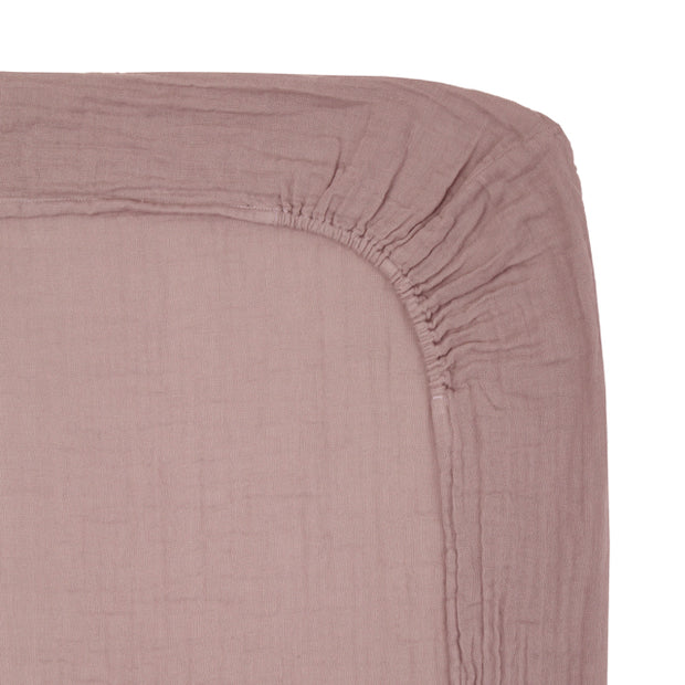 Numero 74 - Changing Pad Fitted Cover - Dusty Pink