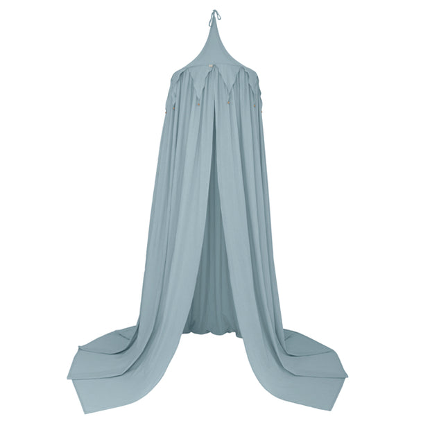 Numero 74 - Circus Bunting Canopy - Sweet Blue