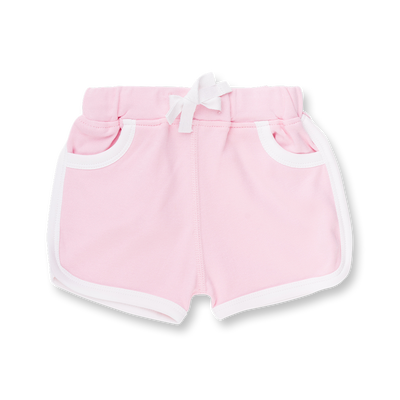 Rose Pink Shorts Sapling Child