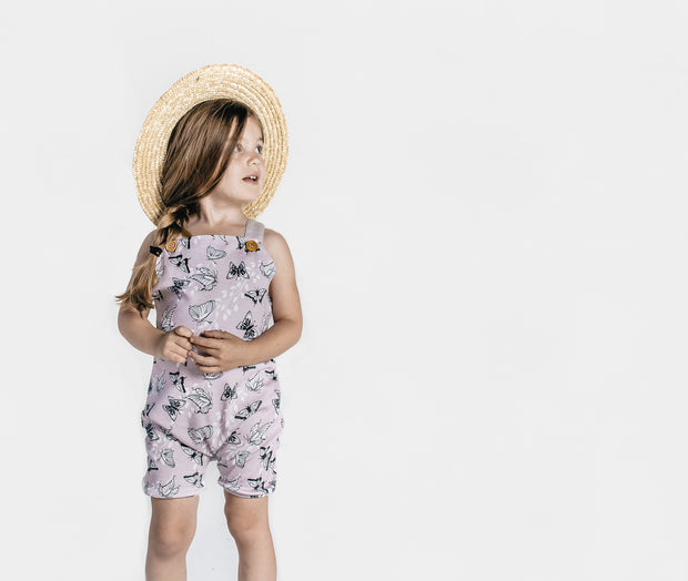 Aster and Oak - Butterfly Harem Jumpsuit