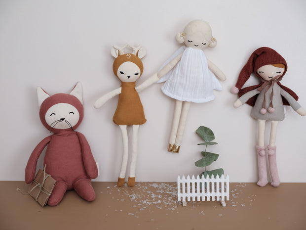 Fabelab - Doll Winter Fairy