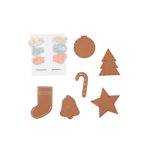 Fabelab - Gingerbread Cookie Craft