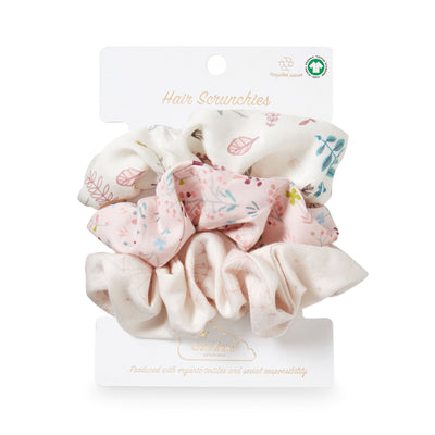 Cam Cam Copenhagen - Hair Scrunchies Set of 3 - Mix Rose