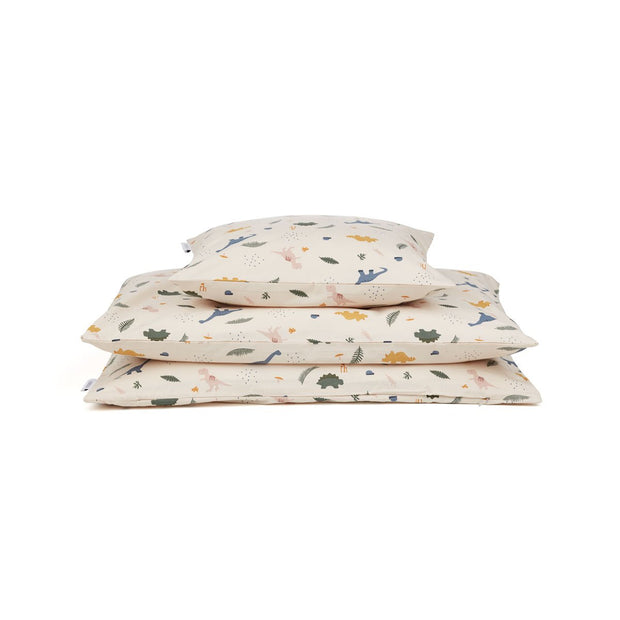 Liewood - Ingeborg Junior Bedding - Dino Mix - Cot