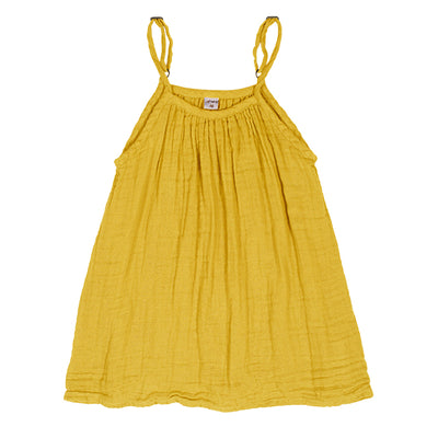 Mia Dress Sunflower Yellow - Numero 74