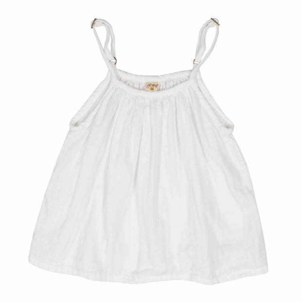 Mia Top White - Numero 74