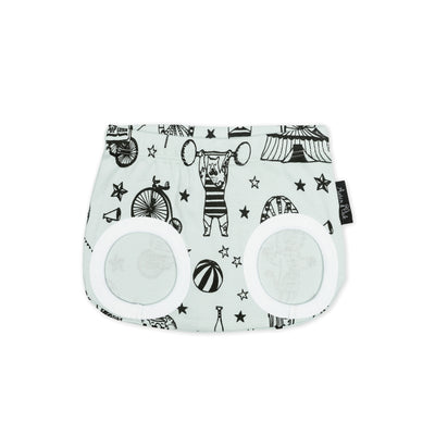 Aster and Oak - Mint Circus Nappy Cover
