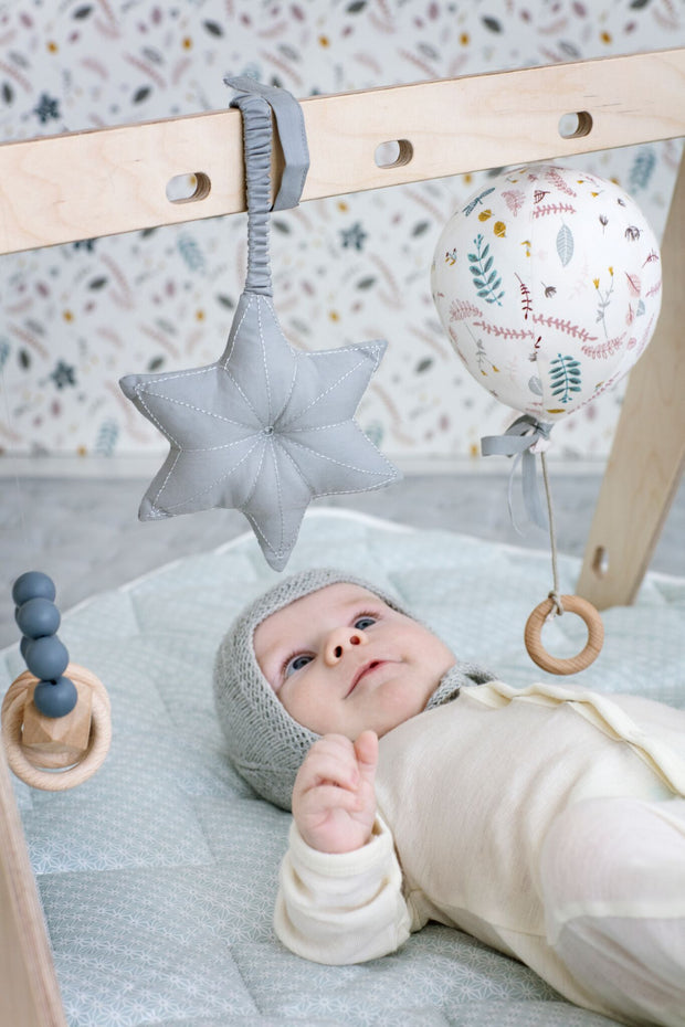 Play Gym Toy Star Grey Cam Cam Copenhagen