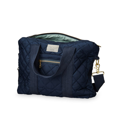 Changing Bag New Size Navy Cam Cam Copenhagen