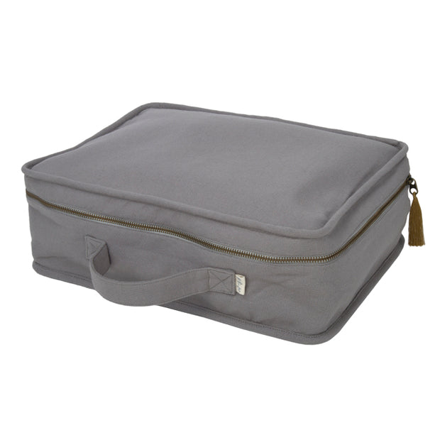 Suitcase Medium - Stone Grey - Numero 74