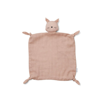 Agnete Cuddle Cloth Cat Rose LIEWOOD