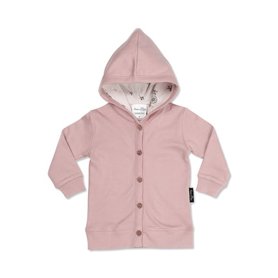 Aster and Oak - Rose Hooded Cardigan