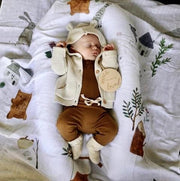 Pop Ya Tot - Mr Wild's Whimsy Swaddle