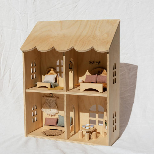 Pretty In Pine - Doll House Furniture