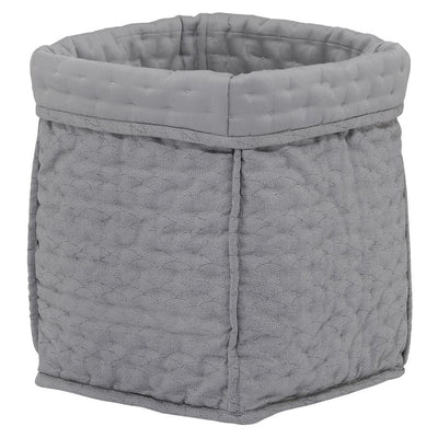 Konges Slojd - Small Quilted Box - Seashell Storm