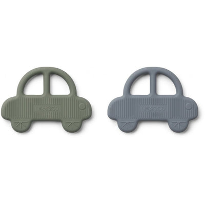 Liewood - 2 Pack Geo Teether - Car