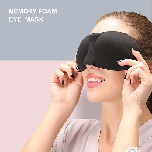 Coeur Memory Foam Eye Mask