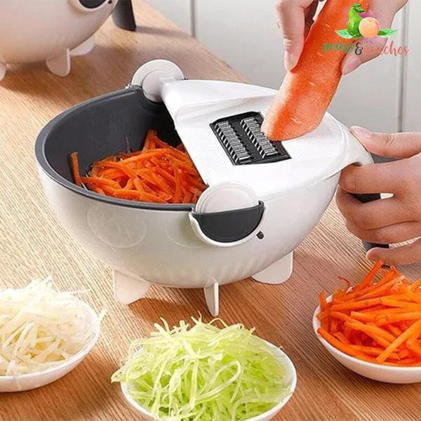 All-In-One Vegetable Cutter - kitchandme