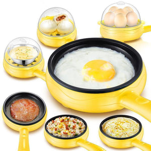 Next Gen. Multi-function Mini Electric Frying Pan - kitchandme
