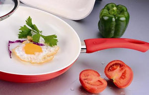 5pcs set Non-Stick Ceramic Frying Pan