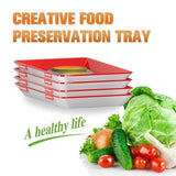 Creative Food Preservation Tray - kitchandme