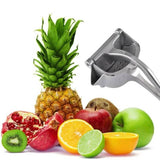 New and Improved Food Grade Fruit Juicer + 5pcs Surprise Freebies