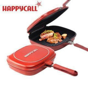 HAPPYCALL™ Double Sided Pan - kitchandme
