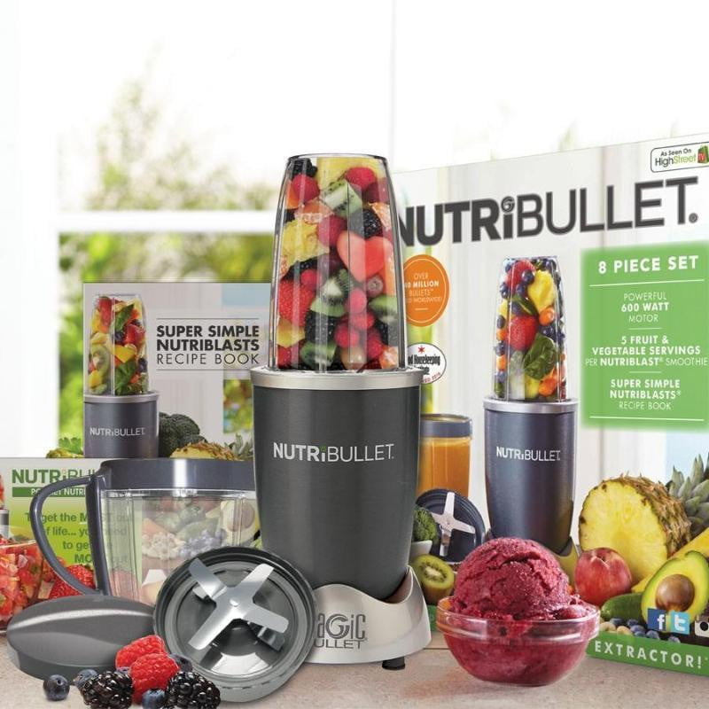 NUTRIBULLET™ Fruit Extractor and Blender - kitchandme