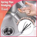 Spring Pipe Clogged Sink Solution