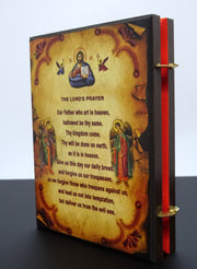Orthodox Icon Diptych of Jesus Christ and Mother of God - anastasisgiftshop.com