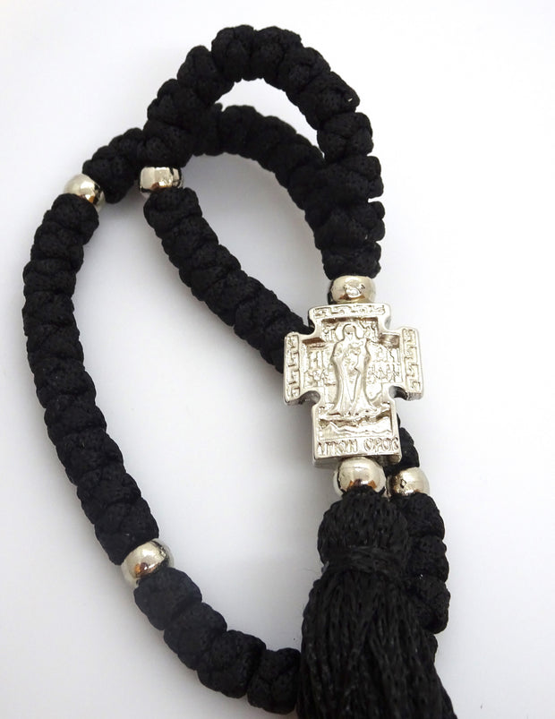 50 Knots Orthodox Christian Prayer Rope - anastasisgiftshop.com