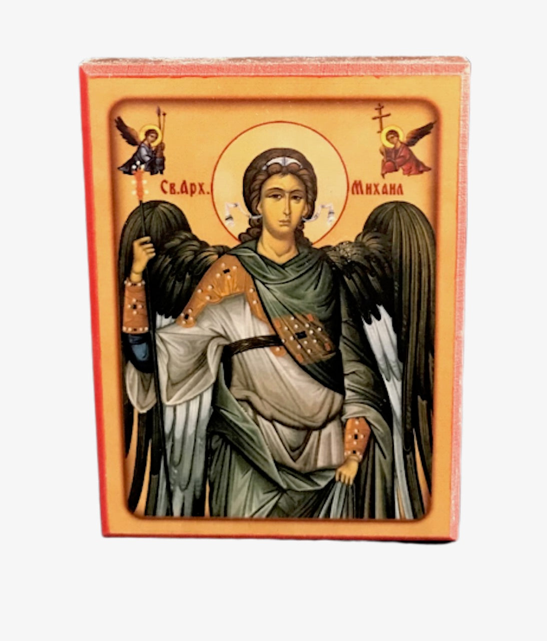 Mini Icon of St Archangel Michael