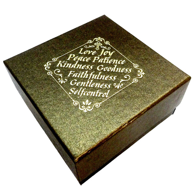 Package of 6 Leather Coasters and Gift Box - anastasisgiftshop.com