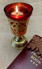 Orthodox Table Vigil Lamp - anastasisgiftshop.com