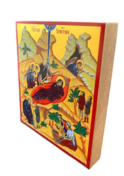 Icon of the Nativity of our Lord Jesus Christ - anastasisgiftshop.com