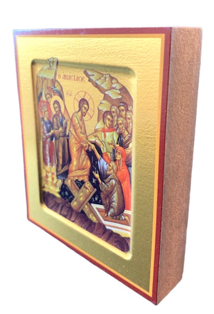 Orthodox Icon of the Resurrection of our Lord Jesus Christ