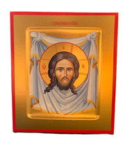 "Orthodox Wooden Icon ""Image Not Made By Hands"" - anastasisgiftshop.com"