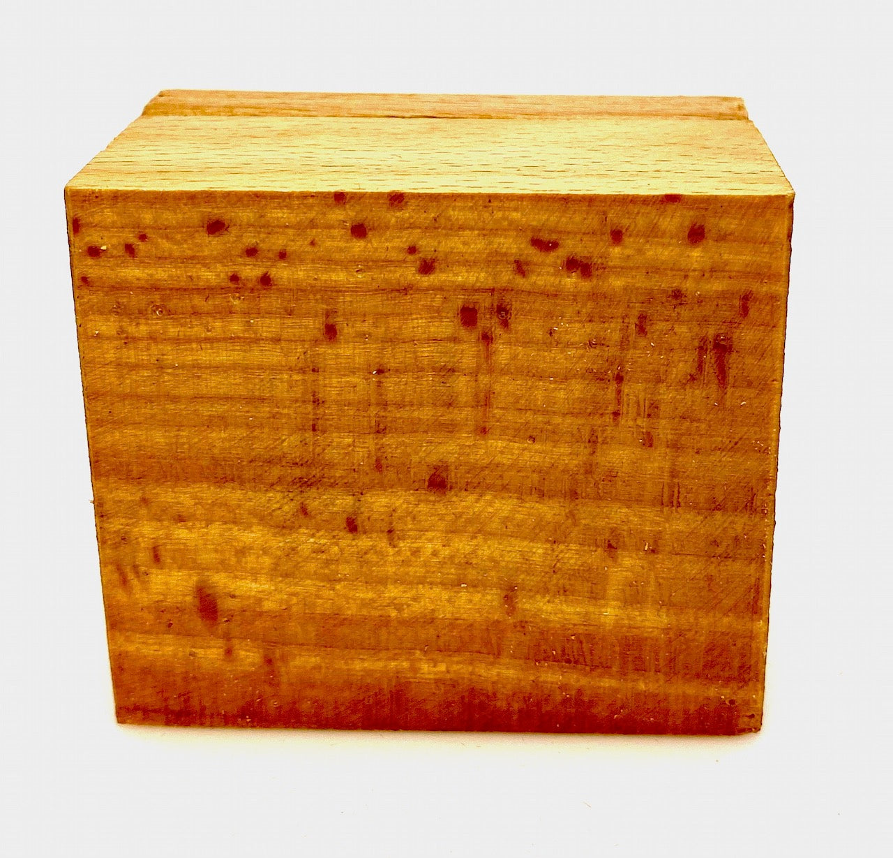 Extra Small Multipurpose Decorative Wooden Box and Incense Container