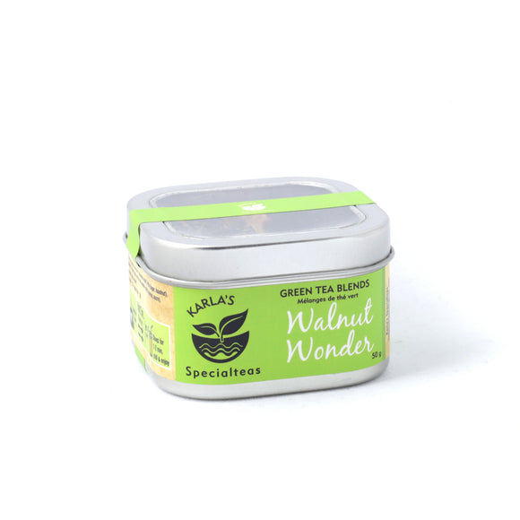 Walnut Wonder green tea 50g