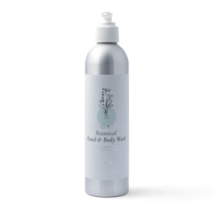 Organic Botanical Hand & Body Wash 284ml