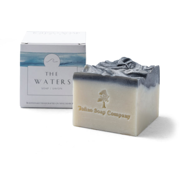 The Waters Detoxifying Natural Soap Cubes
