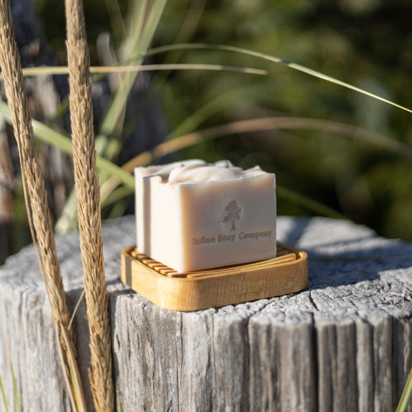 The Woods Natural Soap Cubes