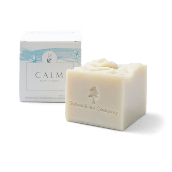 Calm Nourishing Natural Soap Cubes