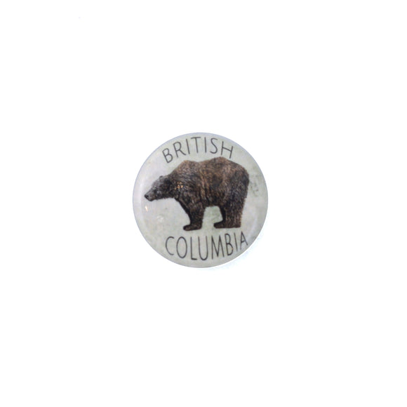 BC Bear Pin - Small
