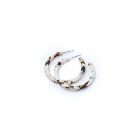 Lucy Small Hoops